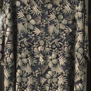 Pierre Cardin Shirts - Pierre Cardin 3x Hawaiian Shirt
